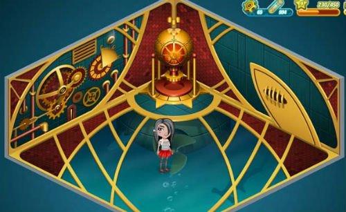 Механическая комната в Аватарии