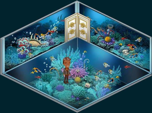 Как купить аквариум в Аватарии?