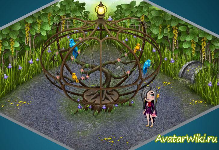Птицы в Аватарии